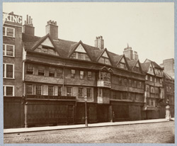 Staple Inn, Holborn Front